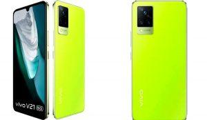 Vivo V21 5G Neon Spark स्मार्टफोन